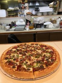 Pizza ABC Pizza Restaurant